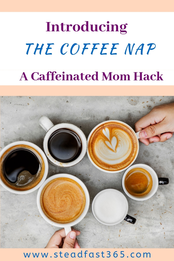 You read that right mama. Take a nap and enjoy a cup of coffee for a more productive day. The secret with this mom hack is in the timing and length of nap which are both perfect for busy moms like you. I have included a free, printable cheat sheet with these simple tips on how busy moms can maximize short naps with coffee. #coffeenap