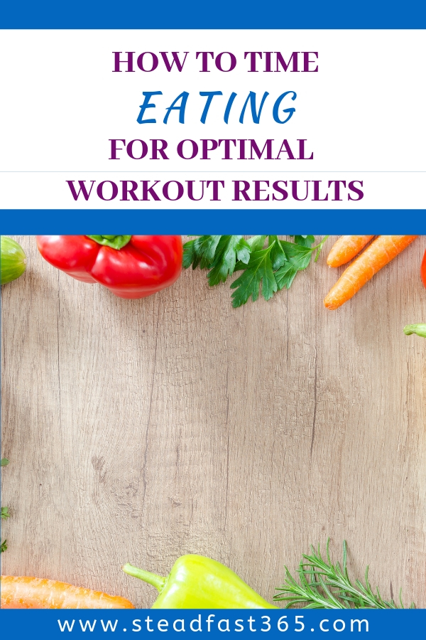 Pharmacist explains to moms different types of ways to nourish the body around exercising. Busy moms love an organized plan that is already done for them. Learn how to time your meals and know when to eat what foods around your workouts to maximize results.