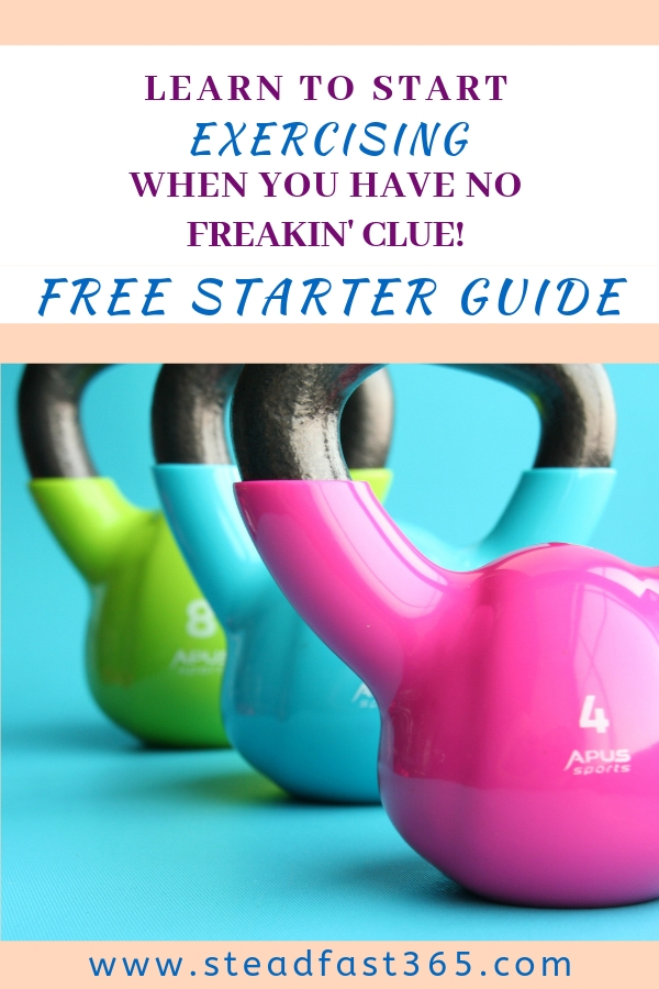 So the doctor tells you to workout but gives absolutely no direction. Sound about right? That's okay mama, I have your back. You are not alone, we all start somewhere. Here you will get easy to follow guidelines and tips on how to start working out when you have no freaking clue. Click through to the article for these tips and a free starter workout to get you started. Start working out in the privacy of your own home today. No signup or equipment required!